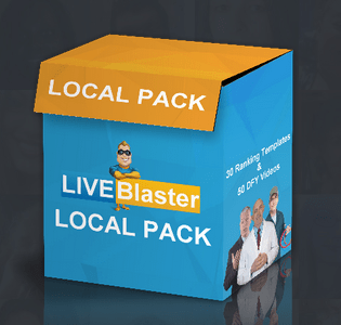 live event blaster 2.0 Review - template pack