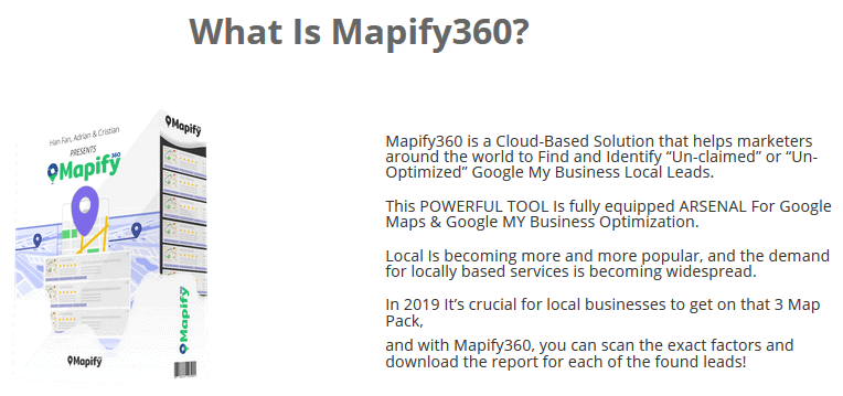 Mapify360 Review - What is Mapify