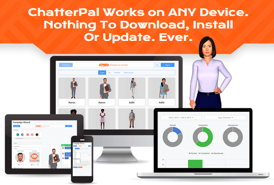 ChatterPal Review - works on any device