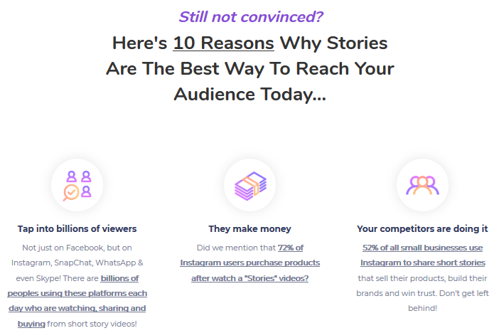 10 reasons for StoryReel (1)
