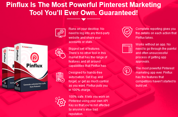 Pinflux 2 Review - Most Powerful Pinterest tool