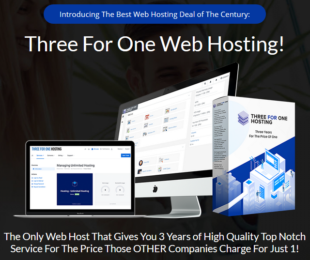 3for1 Hosting Review1