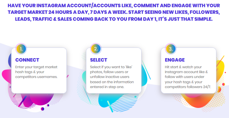 EngagerMate Review - Steps