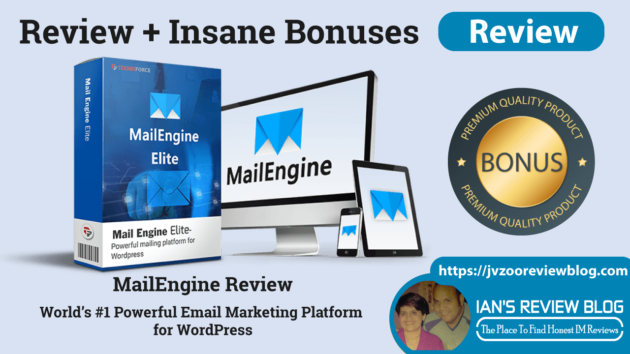 MailEngine Review - Review