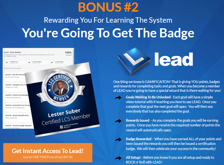 Lead App Review - Bonuses (2)