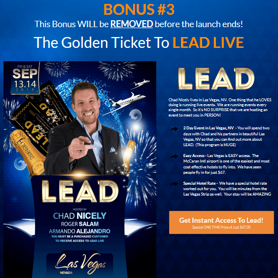 Lead App Review - Bonuses (3)