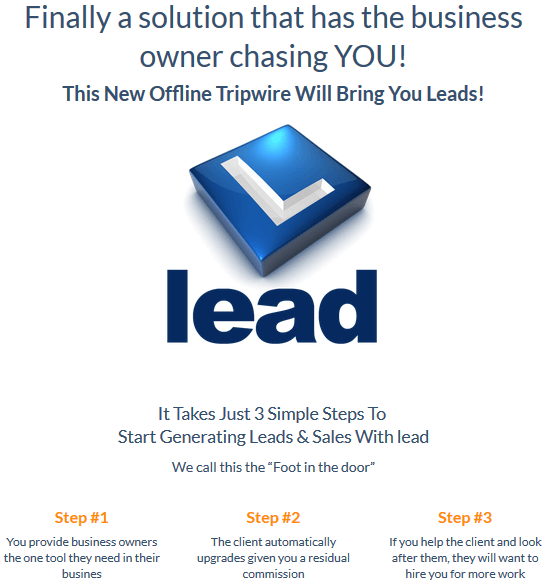 Lead App Review - STEPS