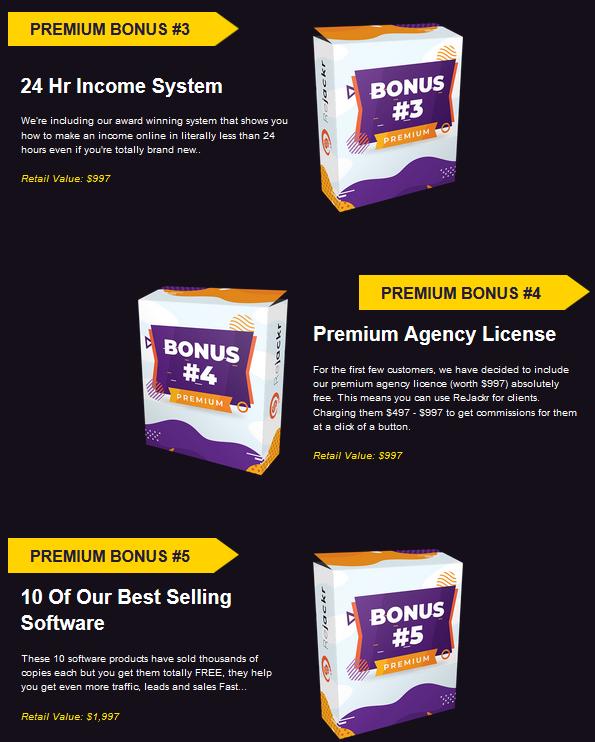 Rejackr Review - Bonuses (2)
