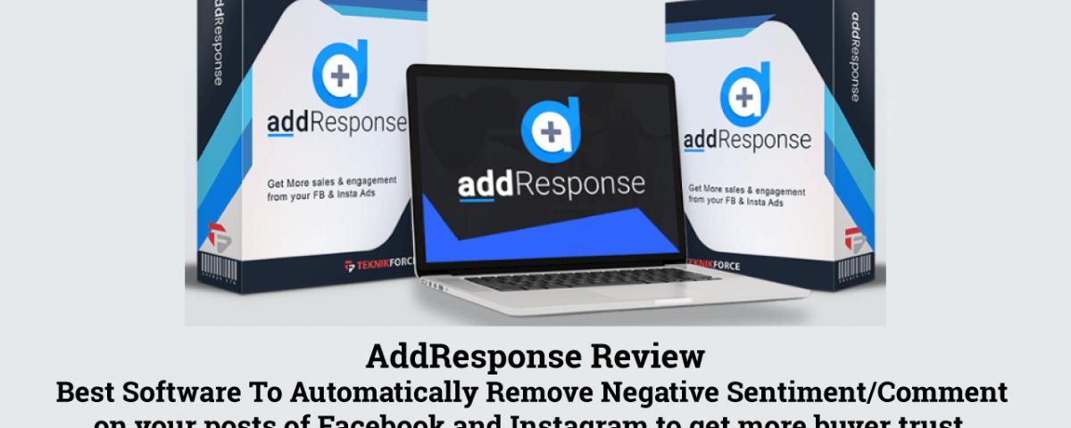 AddResponse Review