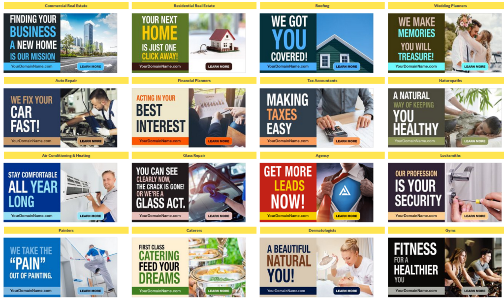 Consultants Pack Review - 40+ Local Marketing Websites (2)