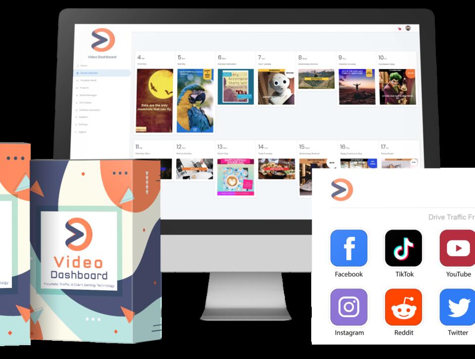 VideoDashboard Review - logo