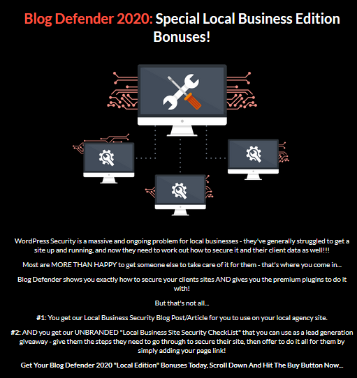 BlogDefender 2020 Local Review 8