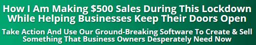 Crisis Proof Marketing Review - Headline