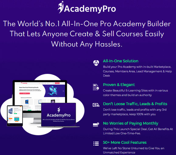 AcademyPro Review - Intro