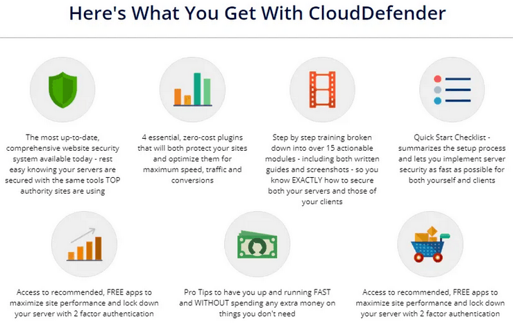 Cloud Defender v3 Local Edition Review 5