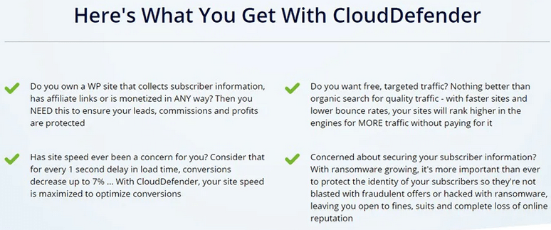 Cloud Defender v3 Local Edition Review 7