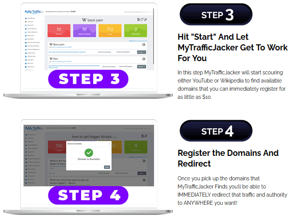 MyTrafficJacker 2.0 Review - STEPS (6)