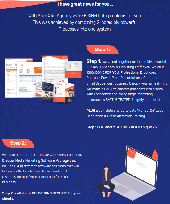 SociCake Agency Review