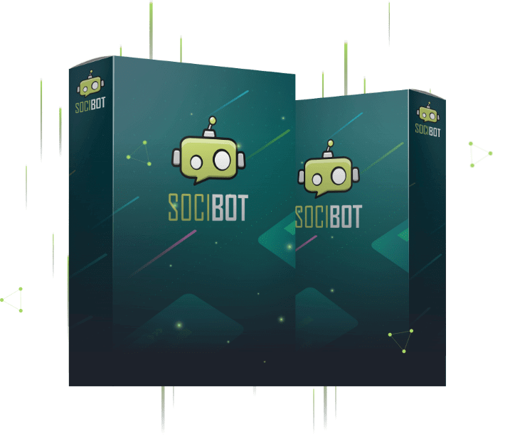 Socibot Review - box