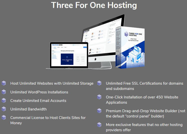 Three For One Hosting Review - Intro