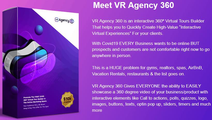 VR Agency 360 Review 2
