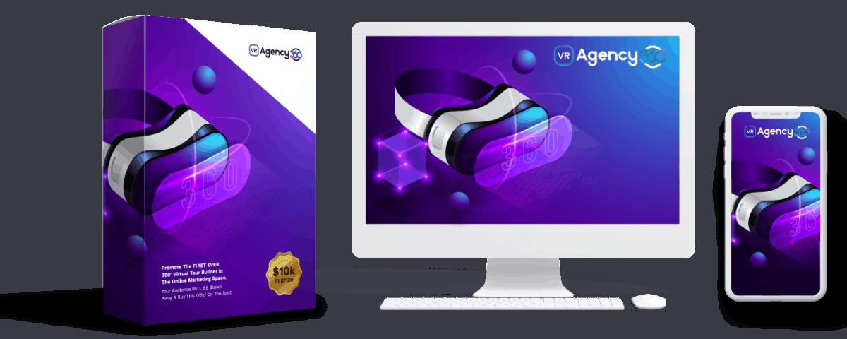 VR Agency 360 Review - Box