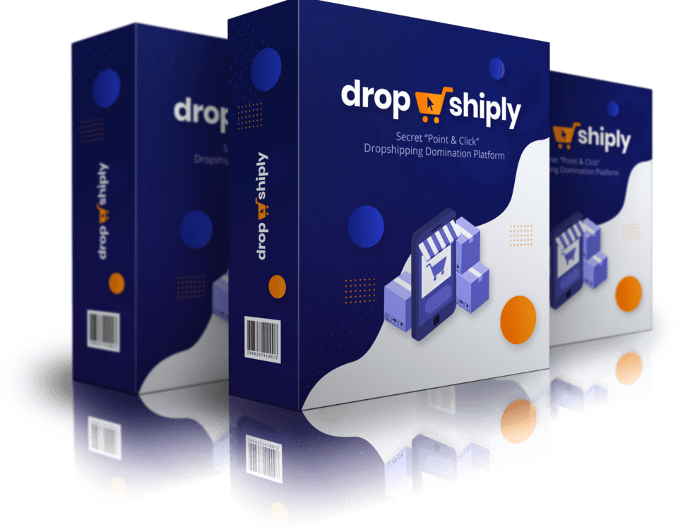 Dropshiply Review - Box