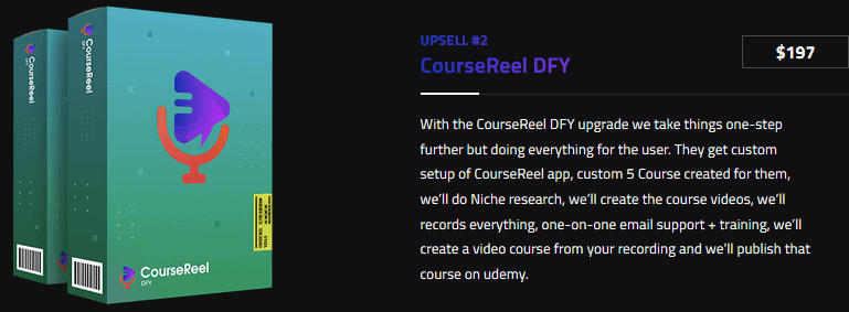 CourseReel Review - OTO2