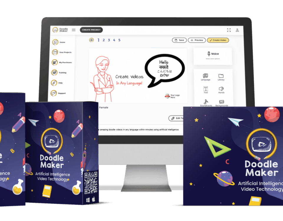 DoodleMaker Review - Box