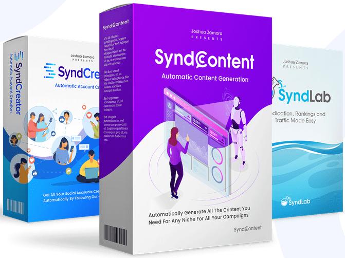 SyndTrio Review - Box