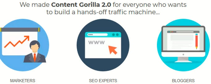 Content Gorilla 2.0 review - Whom