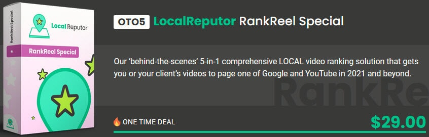 LocalReputor Review - Funnel OTO5